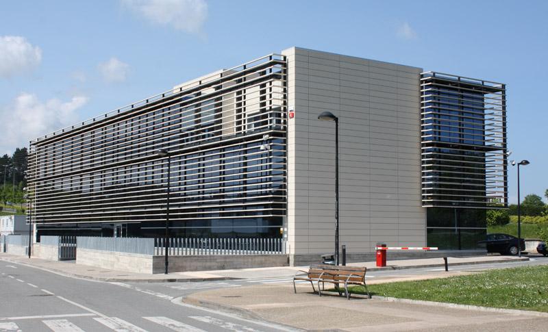 Nbk basa arquitectura y dise o for Arquitectura oficinas modernas