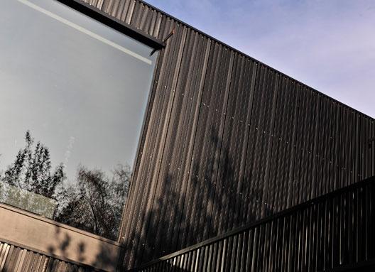 Sistema de revestimiento de muros basa arquitectura y dise o - Recubrimiento de fachadas ...