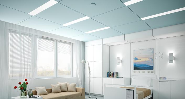Plaf n techstyle basa arquitectura y dise o for Plafones de pared interior