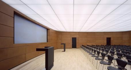 Techstyle: Plafones livianos con excelentes propiedades acústicas, son resistentes y durables, ideal para cualquier proyecto arquitectónico.