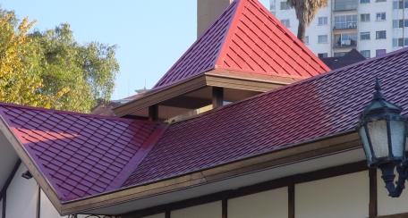 Teja Antigua: Producto liviano para cubiertas, usado internacionalmente por su logrado diseño.